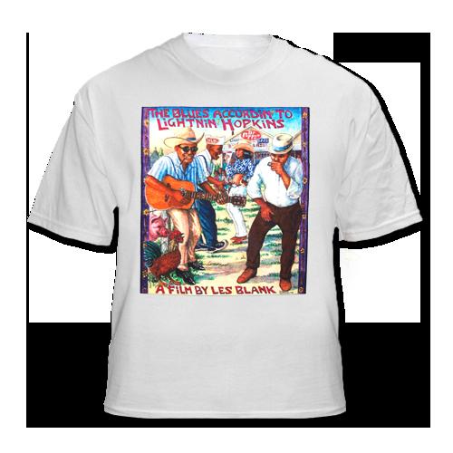 T-Shirts – Les Blank Films