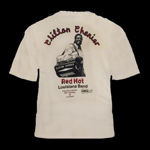 Clifton-Chenier_T_Shirt_by_Les_Blank_Films