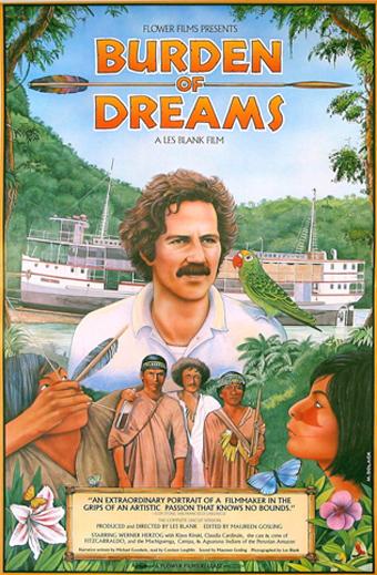 Burden of Dreams (Poster) – Les Blank Films