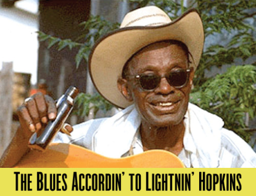 The Blues Accordin' to Lightnin' Hopkins (1969)