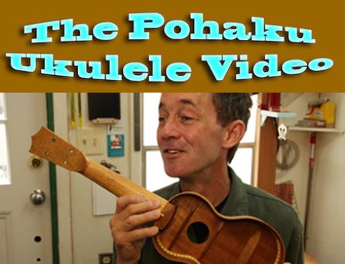 The Pohaku Ukulele (2013)