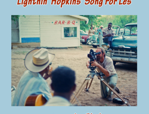 """Lightnin' Hopkins' Song For Les"" (1968/2017)"